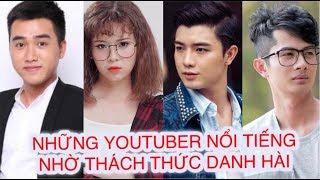 Các nhóm YouTuber như Mì Gõ, Fap TV... đã thành công & kiếm triệu view từ đâu?   FAST TV