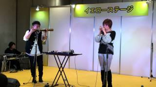 Bom x Boa on Suzuki Chromatic Fabulous F-64C, Bass Chord BCH-48