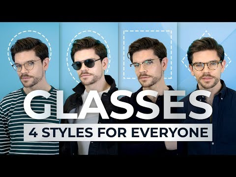 4-glasses-styles-for-every-face-shape-|-men's-fashion