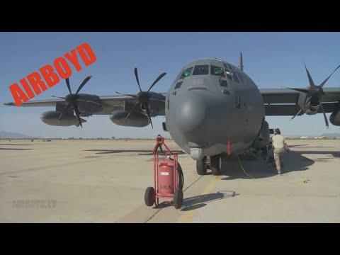 HC-130J Preflight