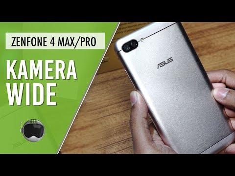 ASUS ZenFone 4 Max (Pro) Hands-on Indonesia