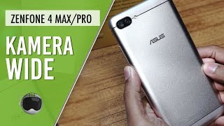 ASUS ZenFone 4 Max (Pro) Hands-on Indonesia