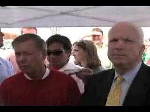 Graham Rebukes McCain