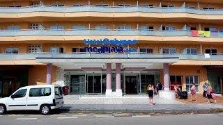 Отдых в Испании в мае 2019 года. Обзор отеля Medplaya Hotel Calypso 3*