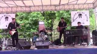Leo Ghiringhelli Band @IBR Festival Brivio 15.6.2014 011