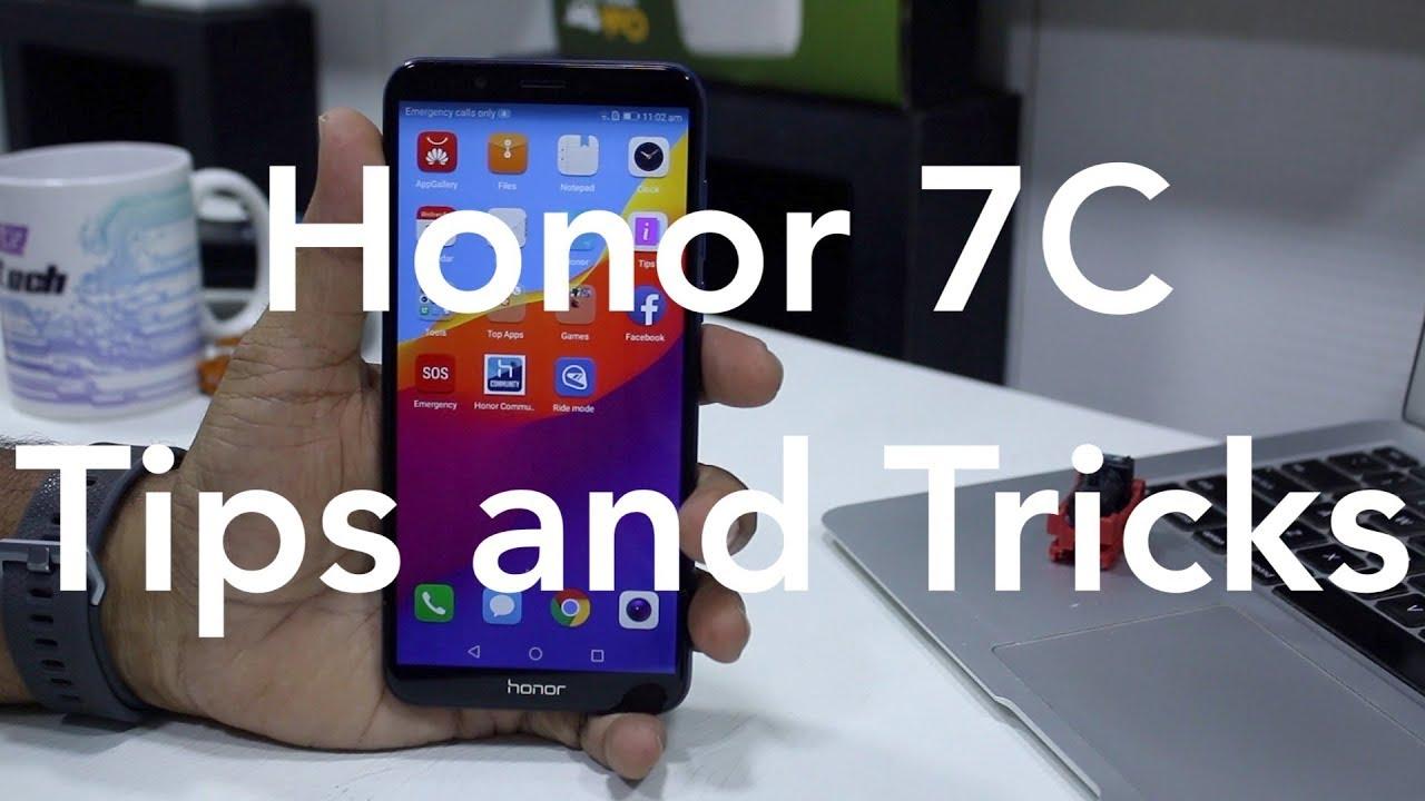 Huawei Honor 7C Apps Videos - Waoweo