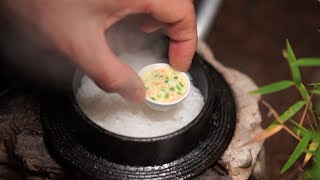 Korean Mini Food/김치찌개, 계란찜/Min…