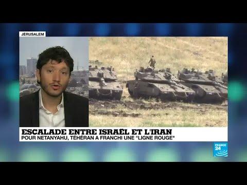 Escalade Entre Israël Et L'Iran : Les Justifications à Jérusalem