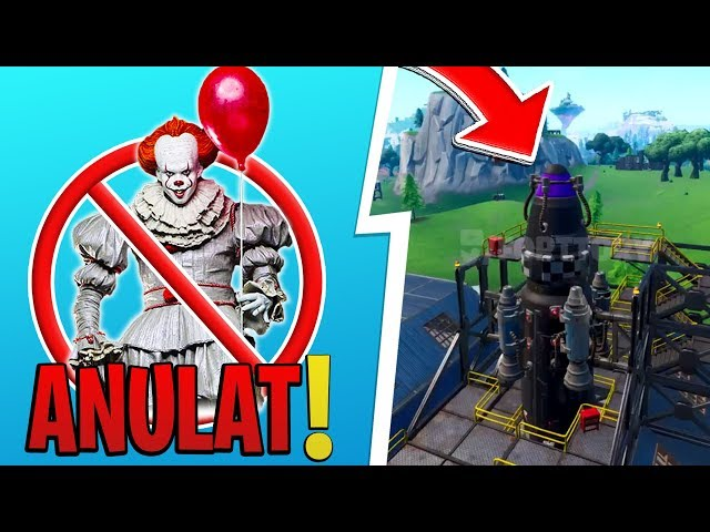 *NOU* LEAK-URI despre *RACHETA* din DUSTY! | Fortnite x IT ( ANULAT ! )