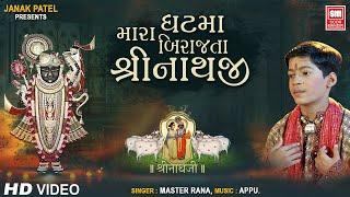 Mara Ghat Ma Birajata Shreenathji