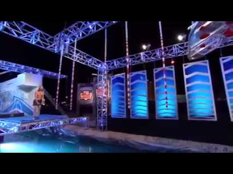American Ninja Warrior : Isaac Caldiero is the first winner !
