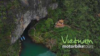 BOATING THROUGH VIETNAM'S INCREDIBLE DARK CAVE Adventure Oz