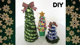 DIY Especial de Natal 2017 – Mini árvores de natal comestíveis