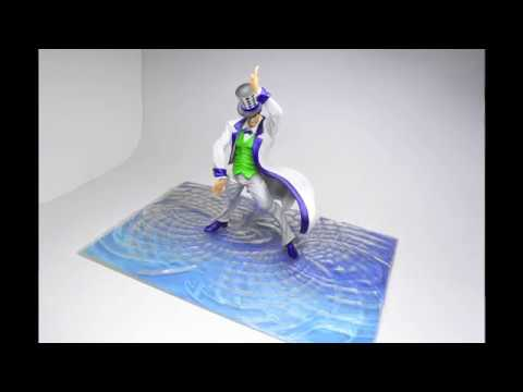 BASE EFFECT CONCENTRIC WAVES - W.A. Zeppeli JoJo's Bizarre Adventure By #Tremendo Arts