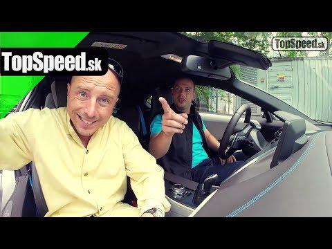 Ako funguje BMW i8? Vysvetľuje Noro MIKULEC (TopSpeed.sk)