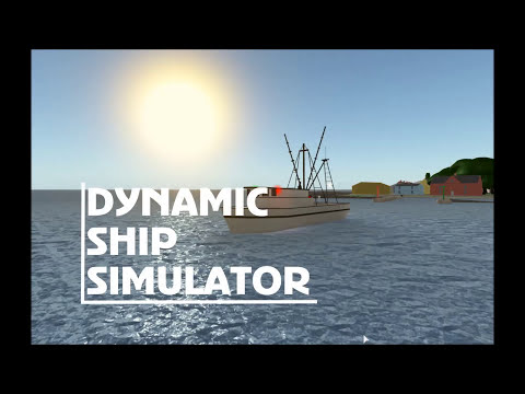 Fun with an Alabama! (and a kid ramming me) | Dynamic Ship Simulator III