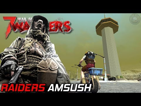 Raiders Ambush Cool Tower | WOTW MOD | 7...