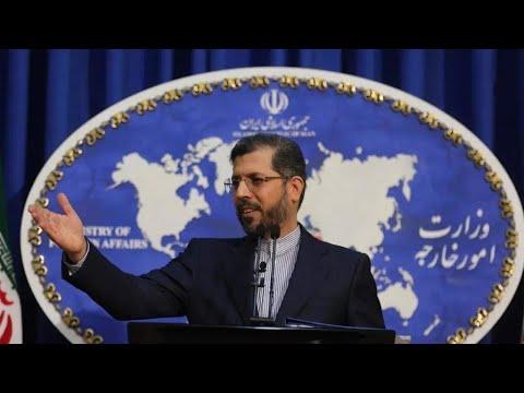 إيرانتجدد الترحيب بالحوار مع السعودية بدون التعليق على تقارير عن لقاء القوتين الإقليميتين في بغداد  - نشر قبل 8 ساعة