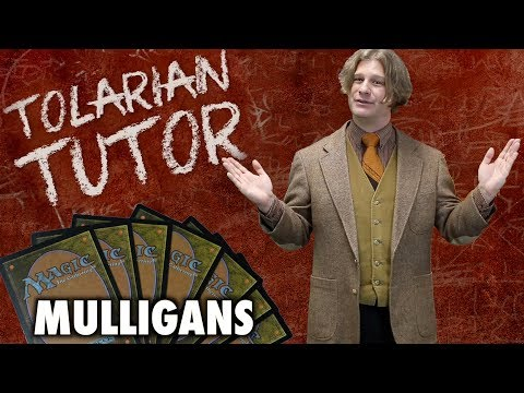 Tolarian Tutor: Mulligans - A Magic: The Gathering Study Guide