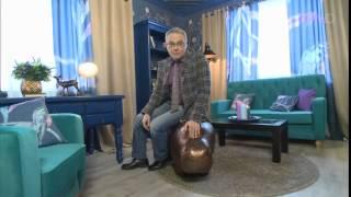 """Пуф """"Бегемот"""" в телепрограмме """"Фазенда"""" на Первом"""