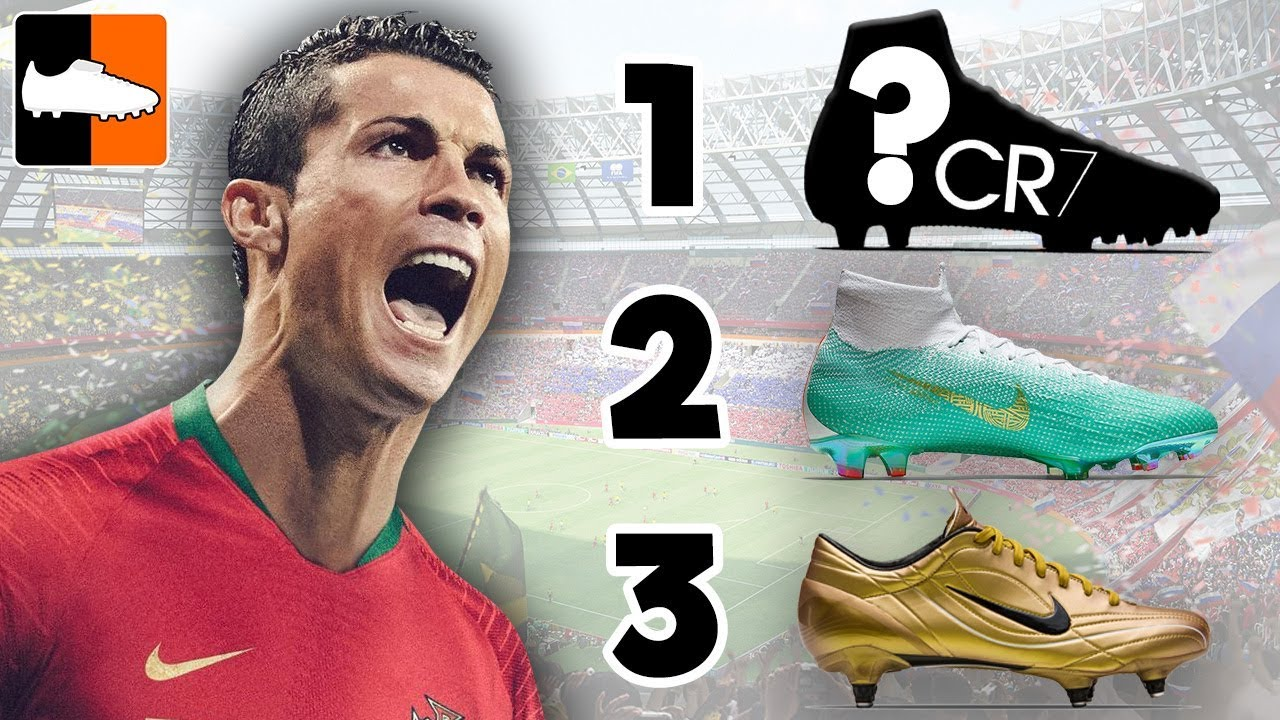 Best CR7 World Cup Boots Ever? Top 10 Cristiano Ronaldo Cleats