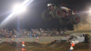 Monster Truck Rally Paris, TX