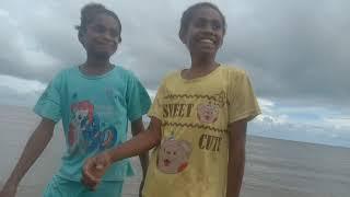 Asli Papua Cewe TAROI KO PALING MANIS SEKALI