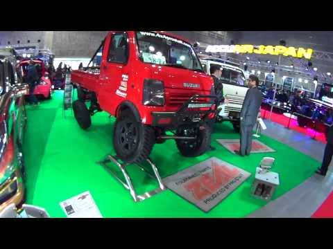 SUZUKI  CARRY Off Road Pickup Truck.DT63T