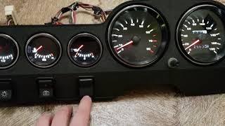 Кнопка регулятора яркости ВАЗ 2106