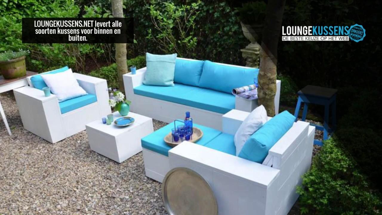 Kussens Loungeset Buiten : Loungekussens.net maatkussens loungesets kussens tuin interieur