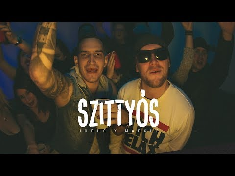 Horus X Marcus - Szittyós (Official Music Video)