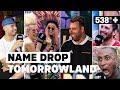Capture de la vidéo Wie Haalde Een Nacht Door Met Leonardo Dicaprio? | Name Drop Challenge
