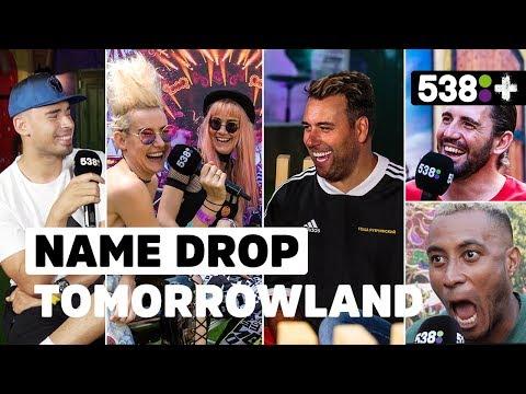 Wie haalde een nacht door met Leonardo Dicaprio? | Name Drop Challenge