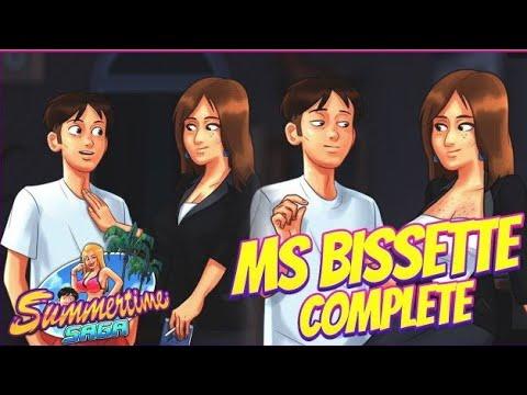 Summertime Saga Miss Bissette Complete Quest Walkthrough