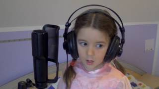 atemlos 3 year old girl singing helene fischer atemlos durch die nacht cover leamusic