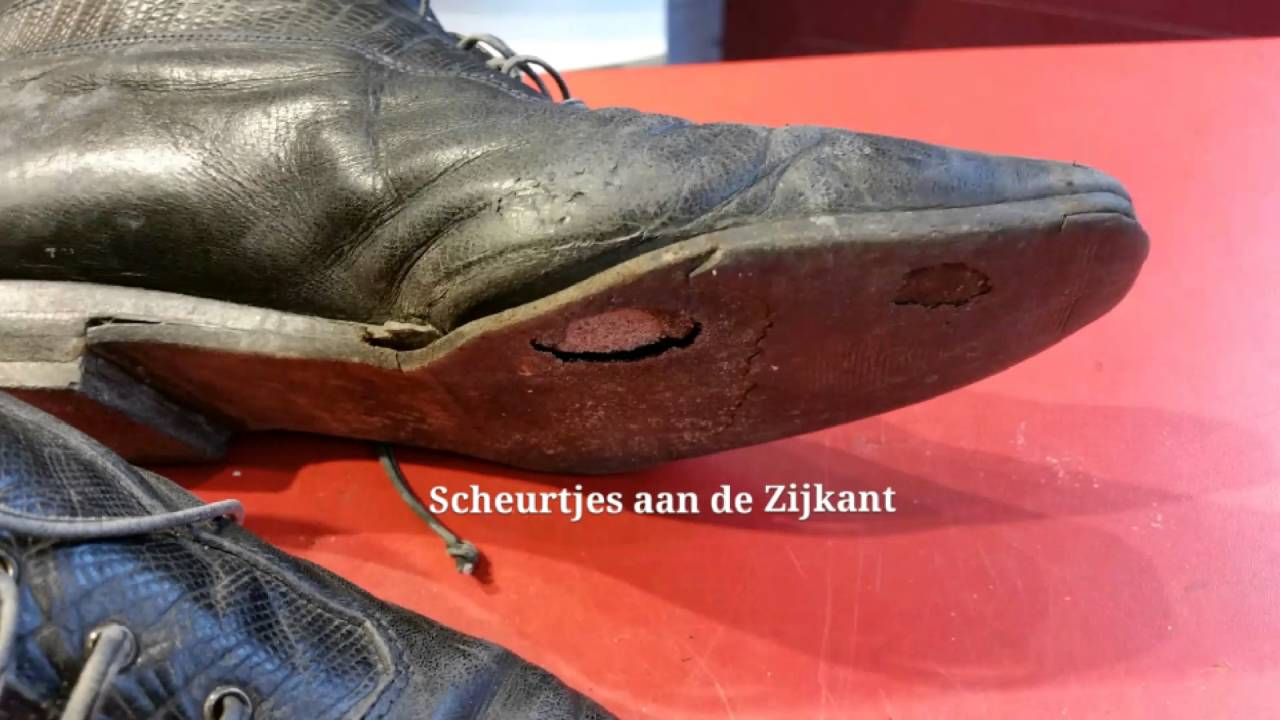 schoenen op laten rekken