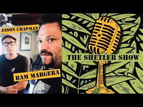 The Shetler Show  Jason Chapman, Bam Margera, and Andy Gardner