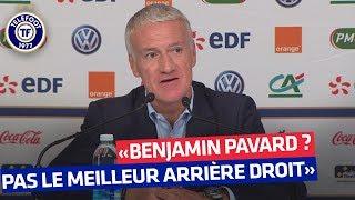 Pavard, Martial, Mbappé, Fekir, Mendy - Le meilleur de la conf de Didier Deschamps