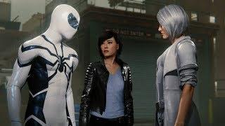 Spider-Man Meets Silver Sable (Future Foundation Suit Walkthrough) - Marvel