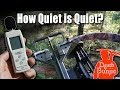 How to Quiet Your CROSSBOW!