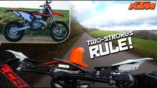 KTM 250 TPI Reviewed | The Two-Stroke Revolution!