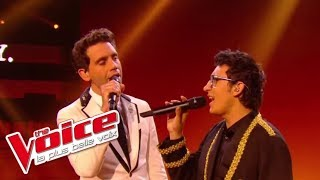 Yesterday - The Beatles | Vincent Vinel et Mika | The Voice France 2017