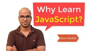 Why learn javascript ? | should you learn js in 2017?
