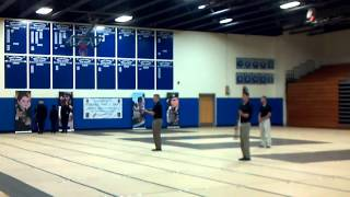US Army Drill Team at 7th Brigade 2013 Part 1