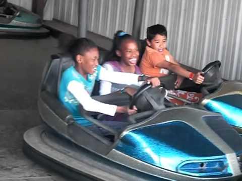 Jeudy Family day at Western Playland Amusement Park, celebrating Johanna's 11th Birthday 3Mar2013