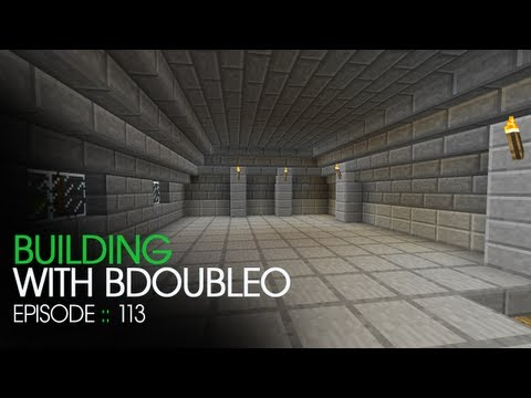 Minecraft Building with BdoubleO - Episode 113 - You Humble Me