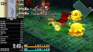 Final Fantasy Crystal Chronicles: Ring of Fates - Any% Speedrun in 1:21:59