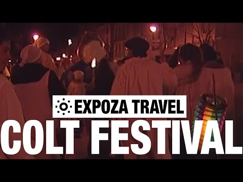 The Colt Festival (France) Vacation Travel Video Guide