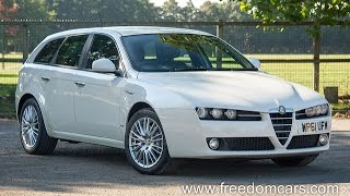 Alfa Romeo 159 SPORTWAGON 1 8 TBi Lusso 5dr + Beautiful car + Immaculate