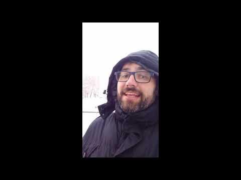 Dificuldades da neve parte 2 - Romenia18